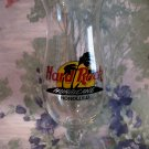 Hard Rock Cafe Honolulu Hawaii Hurricane Glass Souvenir