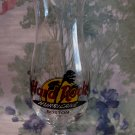 Hard Rock Cafe Boston Massachuesetts Hurricane Glass Souvenir