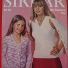 Vintage Sirdar Cardigan Jumper Sweater Knitting Pattern Children Sizes 4 - 14 Years