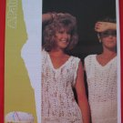 "Patons Lady's V Back and Front Slipover Sweater Vintage Knitting Patterns Ladies Sizes 30"" - 40"""
