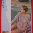 "Patons Lady's Dolman Sweater Vintage Knitting Pattern Ladies Sizes 30"" - 40"""