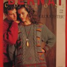 Bernat Cottons Knitting Patterns Family Classics Sweaters