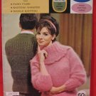 Fabulous Fashions Vintage Knitting Patterns Adults Children Family Sweaters Jackets etc.