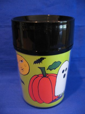 Starbucks Coffee Travel Mug Cup Tumbler Childs Halloween Souvenir