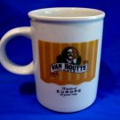 Van Houtte Cafe Coffee Mug Tea Cup A Taste of Europe In Your Cup