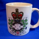 Canadian Scottish Regiment Infantry Reserve Unit Coffee Mug Tea Cup Souvenir