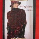 Bernat Knitting Crocheting Patterns ADULTS Sizes Capelets Boa Bag Shawls
