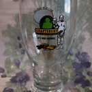 Shaftebury Beer Glass Canada Souvenir Collector Naked Man Draft Beer Not People