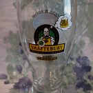 Shaftebury Beer Glass Canada Souvenir Collector Ale They Who Drink Beer Will Think Beer