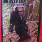 Patons Knitting Patterns FAMILY Sweaters Vests Jackets Coats Cardigans