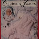 Vintage Knitting Crocheting Patterns BABY Christening Layettes