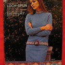 Vintage Bernat Loch Spun Knitting Patterns LADIES Sweaters Cardigans Pullovers Sizes 10 - 16