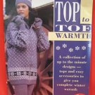 Tops to Toes Machine Knitting News Supplement Patterns ADULTS
