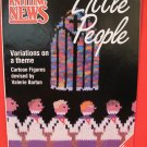 Little People Machine Knitting News Supplement Patterns