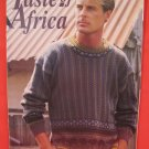 Taste of Africa Machine Knitting News Supplement Patterns ADULTS