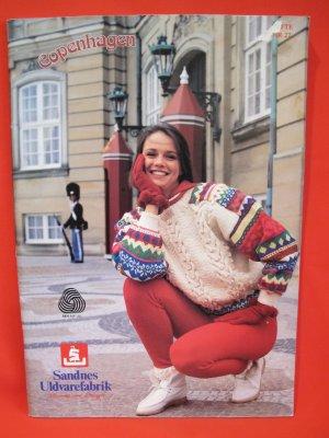 Norwegian Copenhagen Knitting Patterns ADULTS Sweaters Skirts Jackets Cardigans etc
