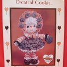 Vintage Oatmeal Cookie Doll Crochet Pattern Lollipop Lane Crocheting