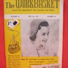 Vintage WORK BASKET Magazine Patterns July 1951