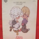 Vintage Precious Moments Cross Stitch Patterns Sew In Love