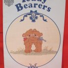 Vintage Cross Stitch Patterns Teddy Bearers Bears Designs