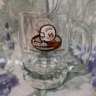 A&W ROOT BEER Mug GRANDPA BURGER Canada SPECIAL EDITION Souvenir Glass CHILD Size