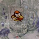 A&W ROOT BEER Mug MAMA BURGER Canada SPECIAL EDITION Souvenir Glass CHILD Size
