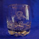 CROWN ROYAL Whisky Shot Glass Canadian Whiskey Collector Souvenir