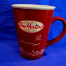 Tim Hortons Coffee Mug Cup Souvenir Number 10 Limited Edition West to East Provinces Pictures