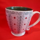 STARBUCKS Coffee Mug Coffee Cup BARISTA CHRISTMAS 2003 Collector Souvenir