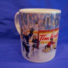 Tim Hortons Coffee Cup Coffee Mug WINNING GOAL HOCKEY Souvenir Number 2 Limited Edition