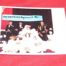 Princess Diana 4x6 photo ~ SHEER ELEGANCE 210 ~ wedding