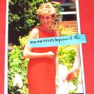Princess Diana 4x6 photo ~ SHEER ELEGANCE 109 ~