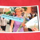Princess Diana 4x6 photo ~ SHEER ELEGANCE 115 ~ lilac