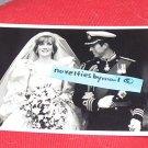 Princess Diana 4x6 photo ~ SHEER ELEGANCE 196 ~ wedding
