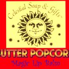 Butter Popcorn Magic Lip Balm .15 oz. Tube Vegan