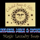Oatmeal Milk & Honey Natural Laundry Soap Powder SAMPLE 6 oz. 5 -10 Loads