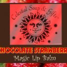 Chocolate Strawberry Magic Lip Balm .15 oz. Tube Vegan