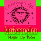 Watermelon Magic Lip Balm .15 oz. Tube Vegan