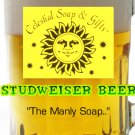 Studweiser Beer Soap: The Manly Soap 3.5 oz. Bar SALE