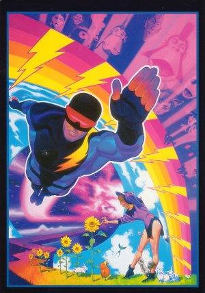 Nexus Oversized Postcard Steve Rude