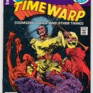 Time Warp #4  VF- 1980 - Michael Kaluta Cover, Steve Ditko