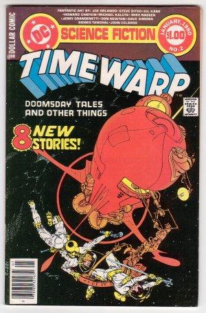 Time Warp #2 NM 1980 - Michael Kaluta Cover, Gil Kane