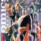 Comics International #150 VF 1982 - JLA Cover Alex Ross