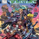 Cyber Force #1 - Marc Silvestri Image Comics 1992