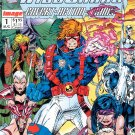 WildCATS #1 - Jim Lee Image Comics 1992