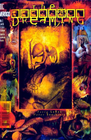 The Dreaming #1 NM 1996 - Gaiman McKean Snejbjerg