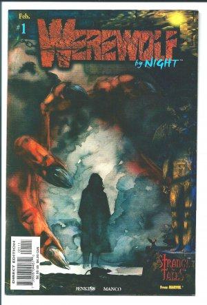 Werewolf By Night #1 - Paul Jenkins Marvel Comics 1998