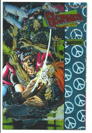 Geomancer Issue #1 - Ralph Morales Valiant Comics 1994