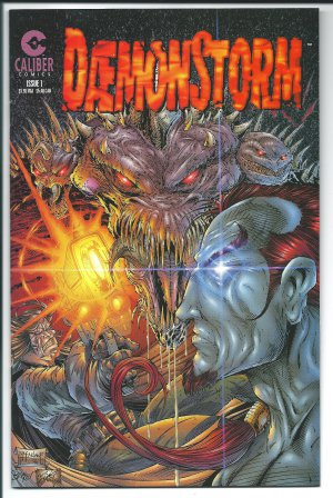Daemonstorm Issue #1 - Todd McFarlane Caliber Comics 1997