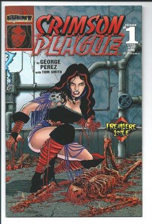 Crimson Plague Issue #1 - George Perez Event Comics 1997